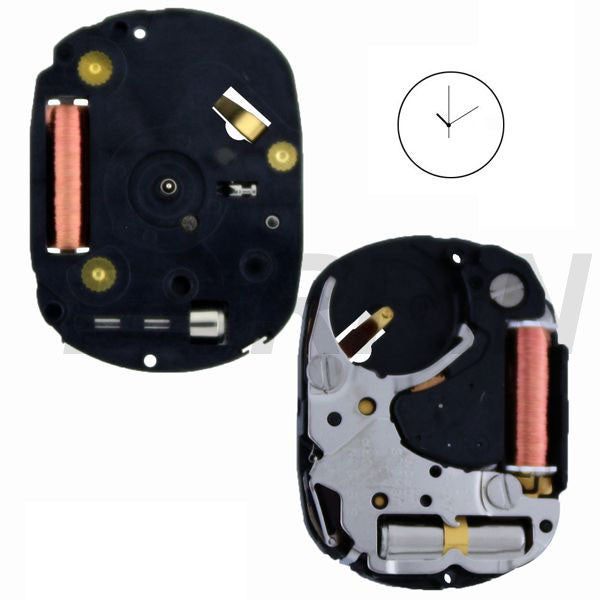 VX01 Epson Watch Movement