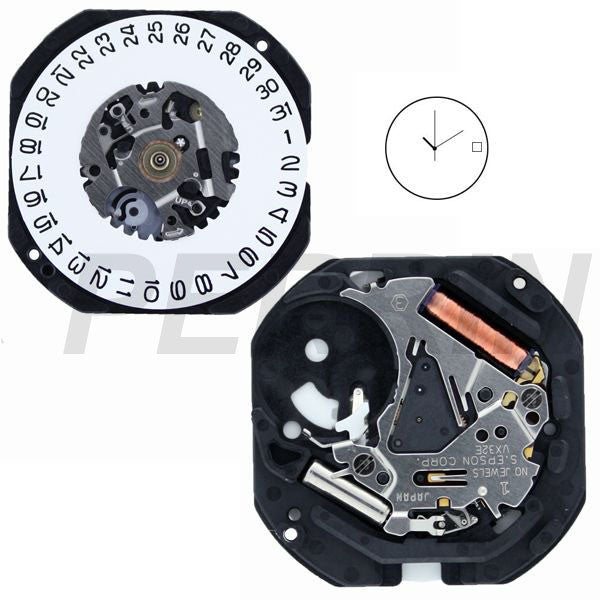 VX32 Epson Watch Movement (9346184708)