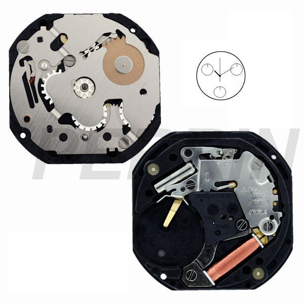 VX3LA Epson Watch Movement