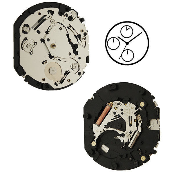 VX9N Epson Watch Movement (9346195396)