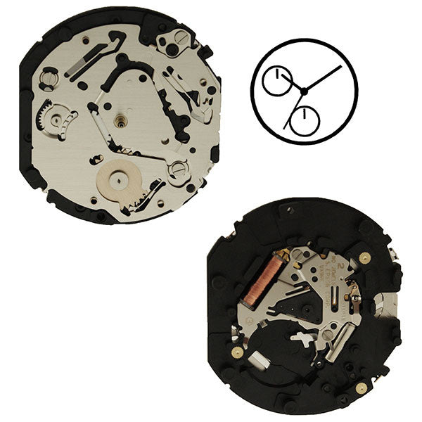 VX9R Epson Watch Movement (9346195716)