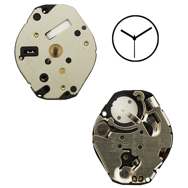 Y121E Height 6 Watch Movement