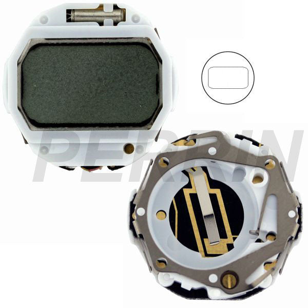 Y819A Watch Movement