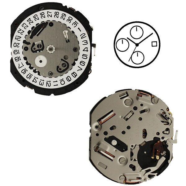 YM9G Epson Watch Movement (9346202116)
