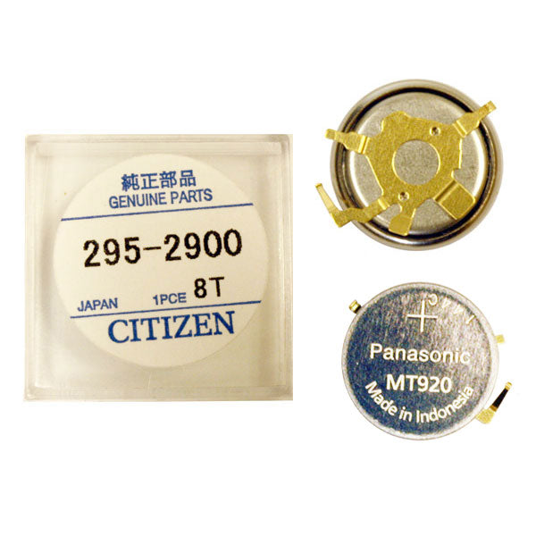 Genuine Citizen Capacitor 295-29