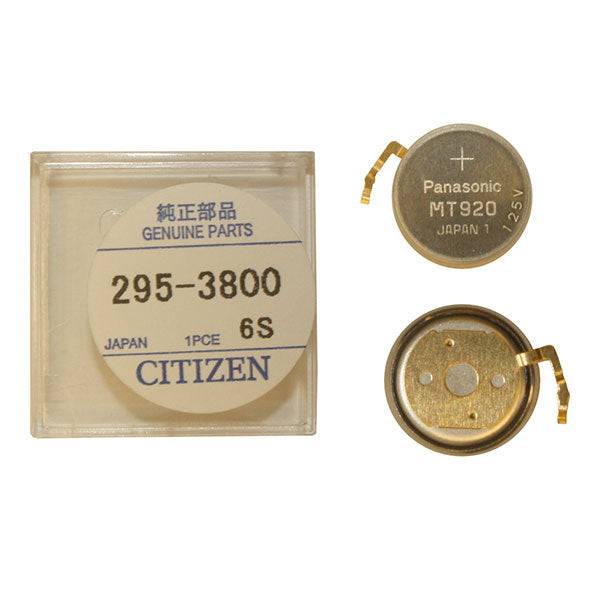 Genuine Citizen Capacitor 295-38