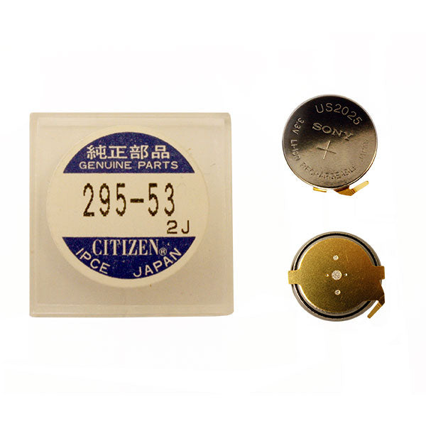 Genuine Citizen Capacitor 295-53