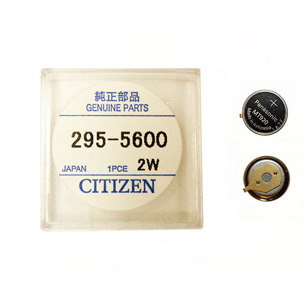 Genuine Citizen Capacitor 295-56