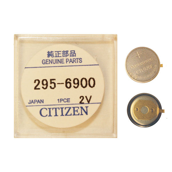 Genuine Citizen Capacitor 295-69