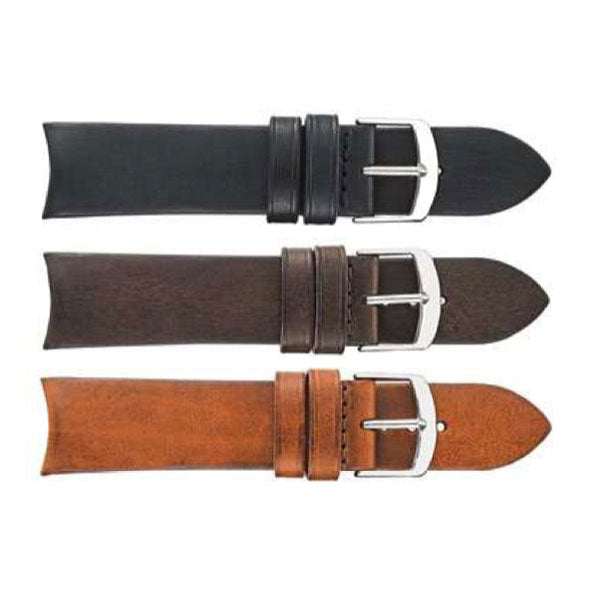304 Vintage Leather Watch Strap (1567470125090)