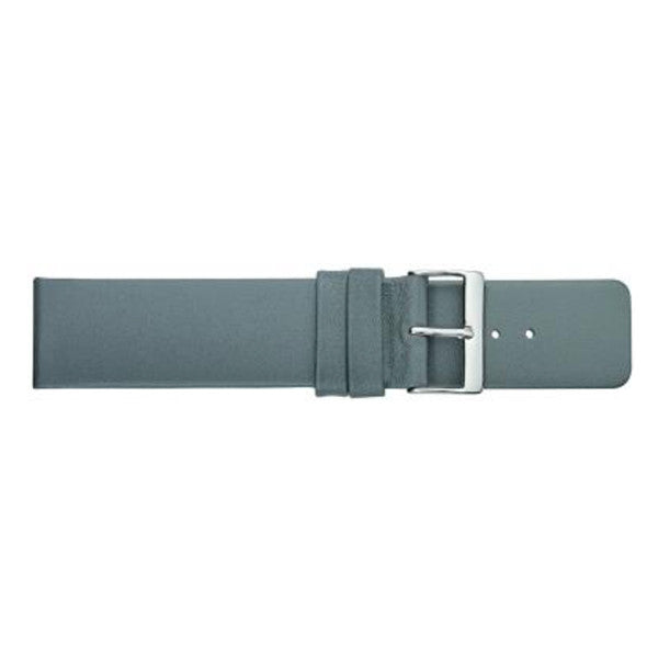 305 Smooth Plain Leather Watch Strap (11631885135)