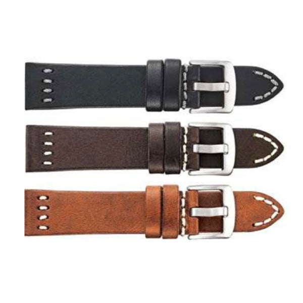 370 Vintage Leather Watch Strap