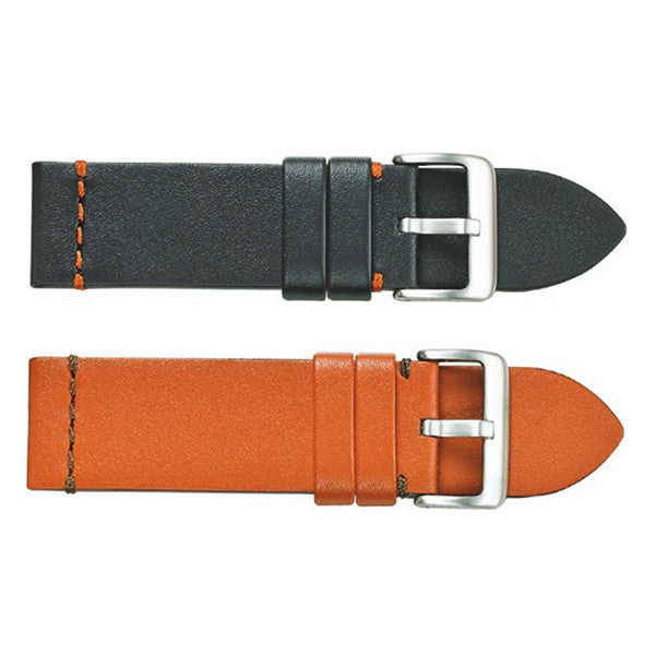 Modern Leather Watch Strap