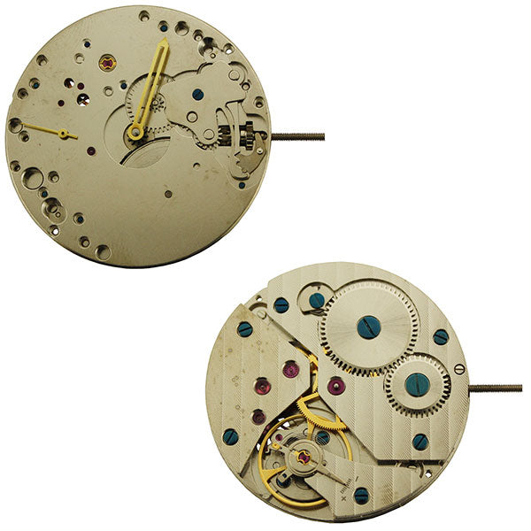 3600 Manual Wind Chinese Mechanical Watch Movement — PERRIN