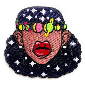 Space Girl Patch