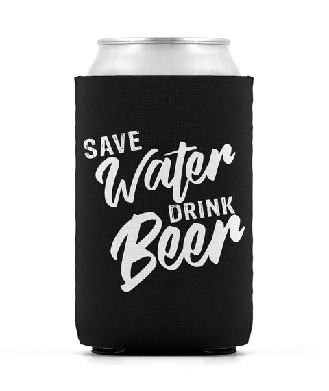 Save Water Can Sleeve