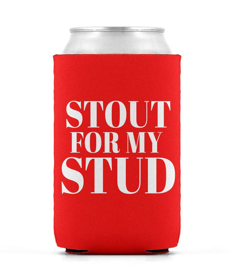 Stout Stud Can Sleeve