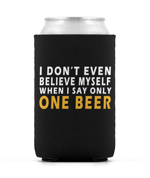 One Beer Can Sleeve