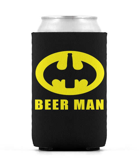 Beer Man Can Sleeve