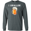 I Swallow Beer