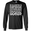 Alcohol's Defense