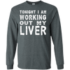 Workout My Liver