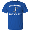 Runs With Beer