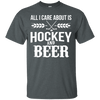 Hockey and Beer