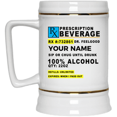 Prescription Beverage
