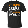 Broom Broke Drunk