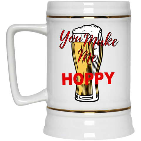 You Make Me Hoppy Stein