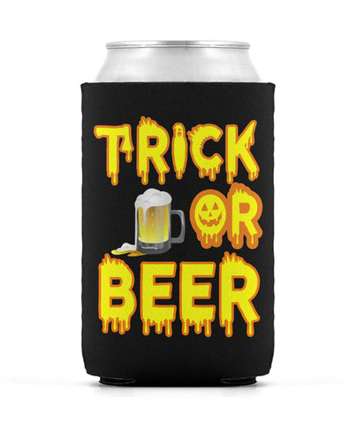 Trick or Beer Can Sleeve