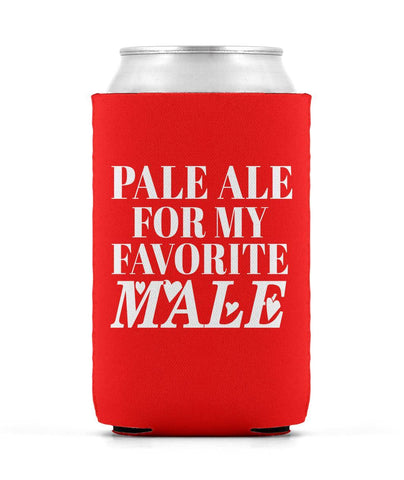 Pale Ale Male Can Sleeve