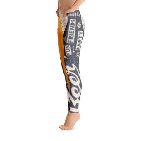 Beer Art Leggings
