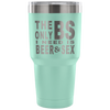 The Only BS I Need Is Beer And Sex Laser Etched Tumbler (Premium)