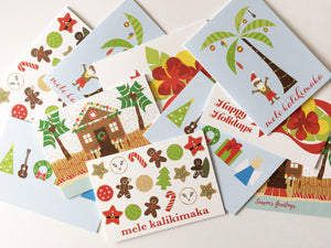 Assorted Holiday Card Set