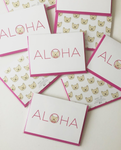Aloha Frenchie Notecard