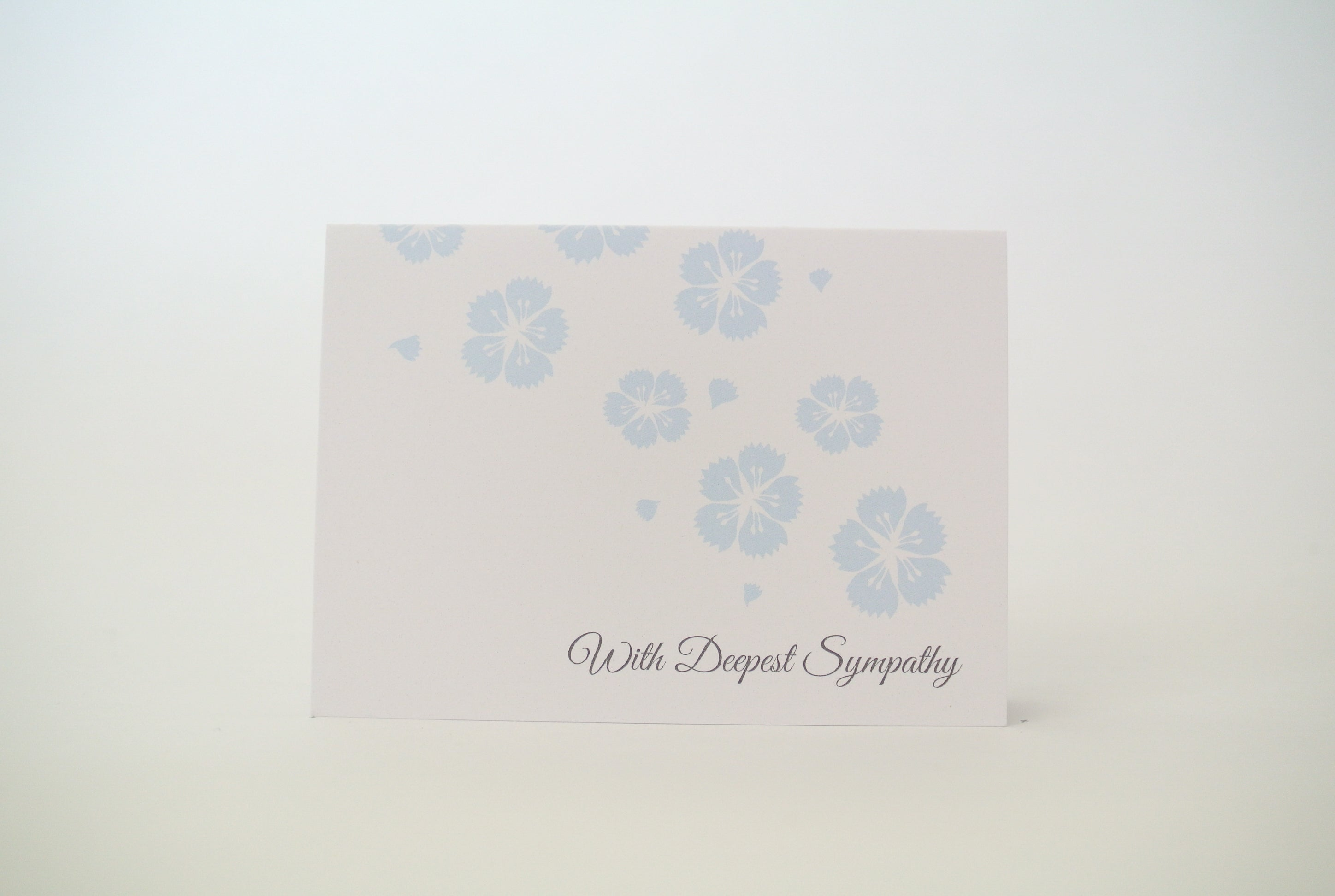 Deepest Sympathy Notecard