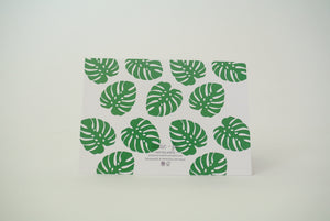 *New* Aloha Monstera Notecard