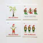 Christmas Gift Tags (Set of 4)