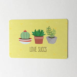 Love Succs Postcard