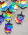 *NEW* Unicorn Holographic Sticker