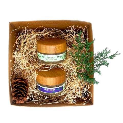 Day and Night Cream Gift Set - The Farmacy