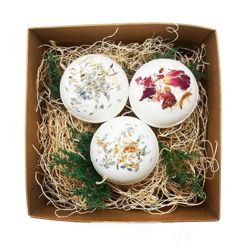 Bath Bomb Gift Set - The Farmacy