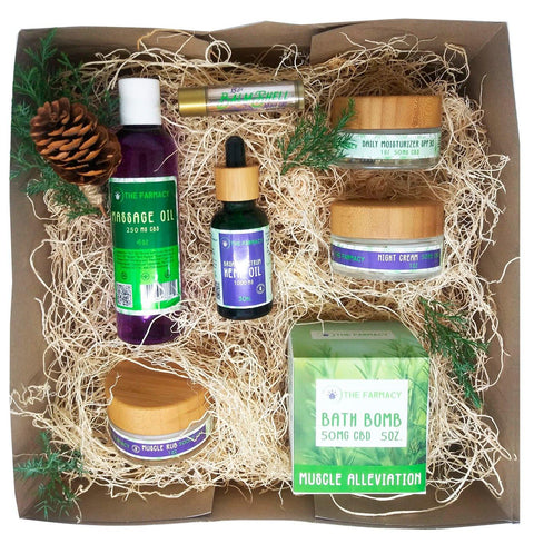 Full Line Gift Set - The Farmacy