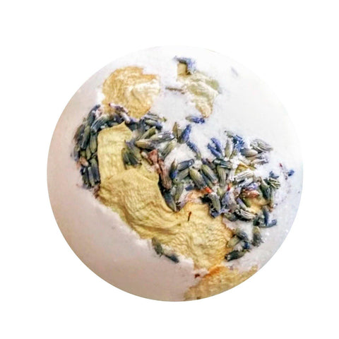 Stress Melt Bath Bomb - The Farmacy