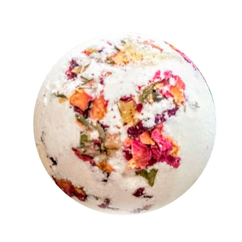 Romantic Bliss Bath Bomb - The Farmacy