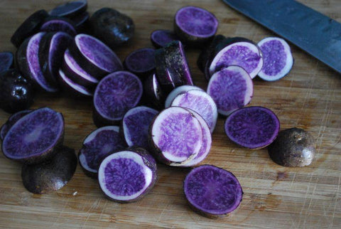 Organic Purple Potato
