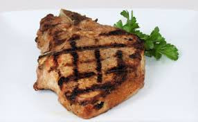 All natural pork chops-1lb