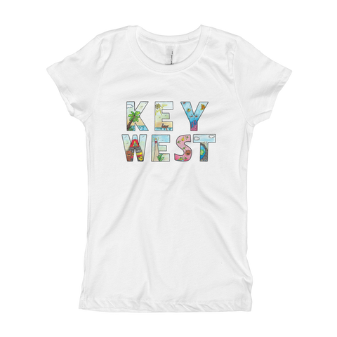Key West Girl's T-Shirt